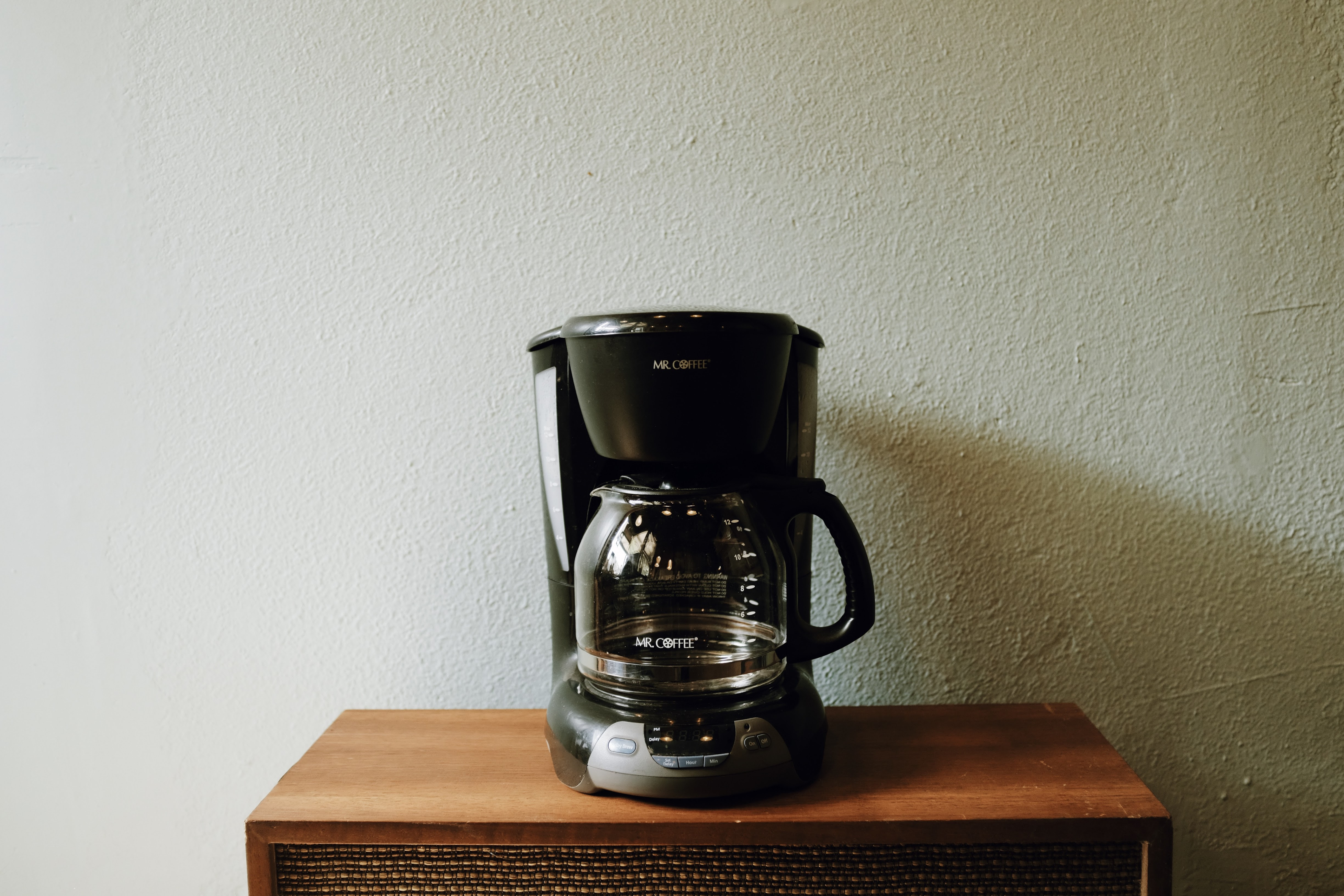 Hacking Your Auto Drip Coffee Maker
