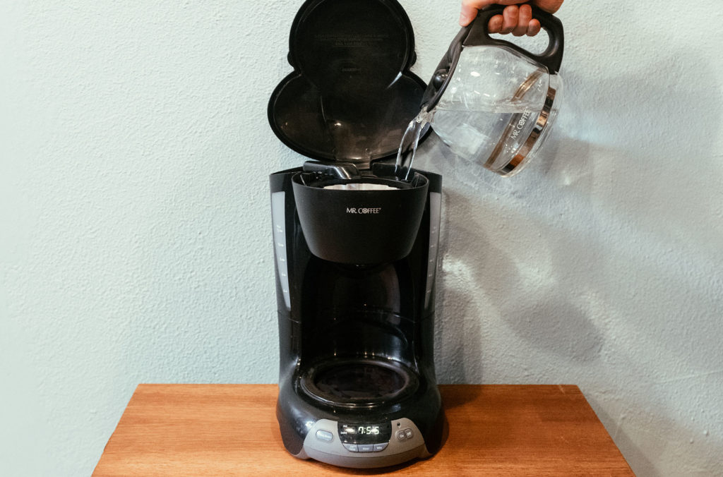 Hacking Your Old Coffee Pot