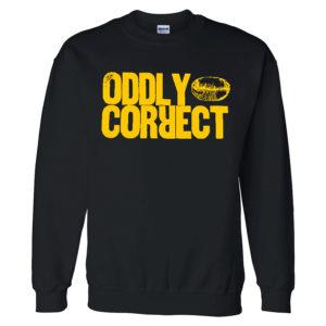 Oddly Correct Logo Sweatshirt