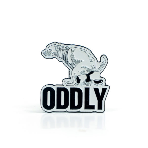 oddly correct pin