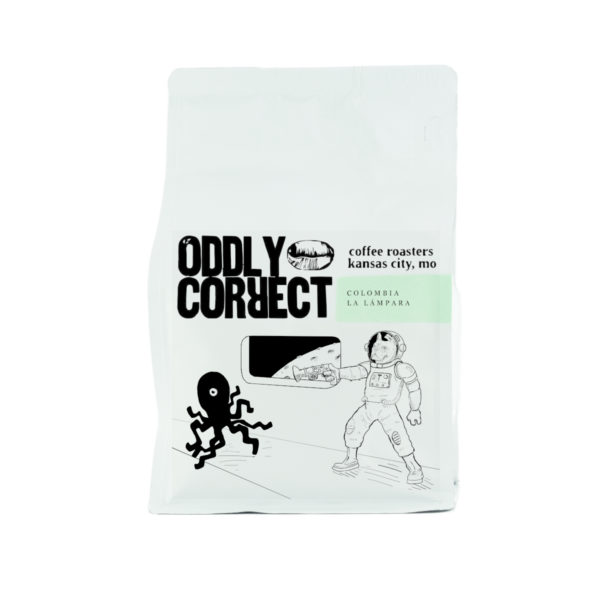 oddly correct colombia la lampara
