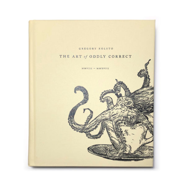 oddly correct book