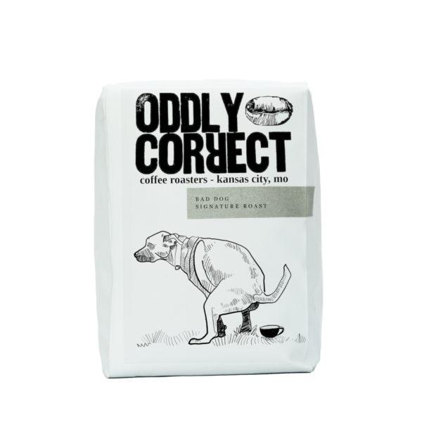 oddly correct bad dog