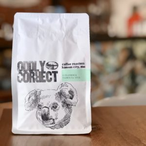 oddly correct coffee colombia familia ipia